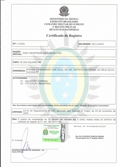 Army Registration Certificate (2)